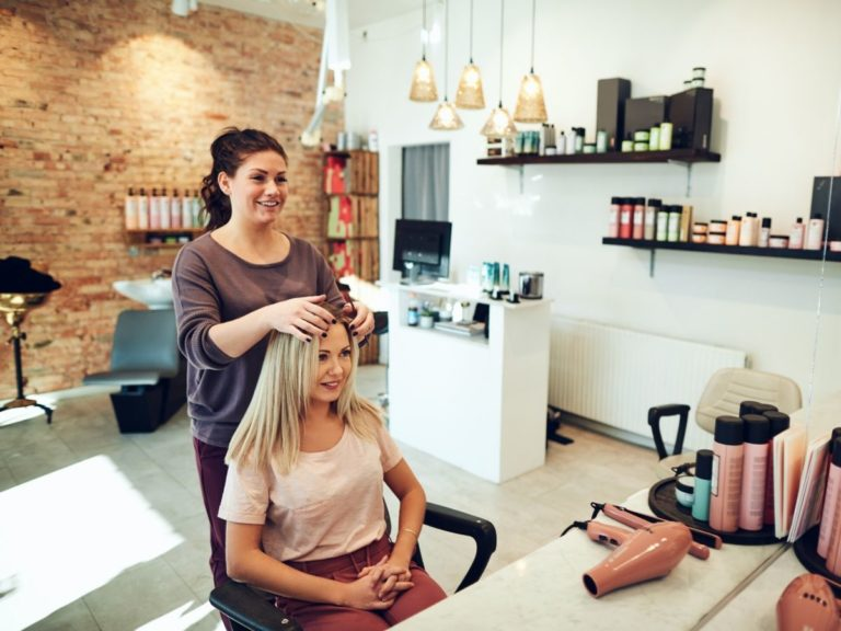 salon kecantikan