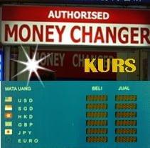bisnis money changer
