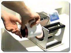 proses pembuatan sublimasi mug