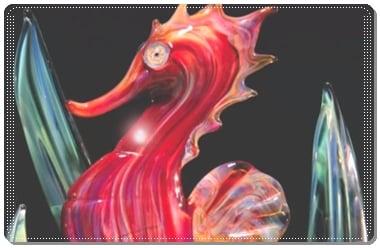 kerajinan kaca pyrex