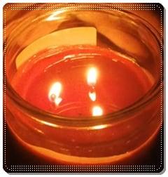 lilin aroma terapi