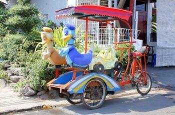 sepeda odong-odong