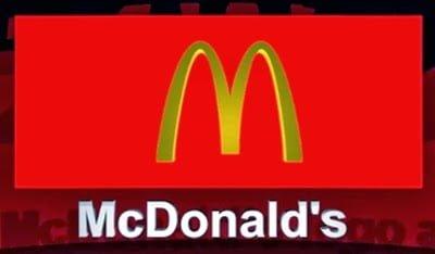 logo perusahaan mcdonalds