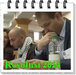 resolusi bisnis 2014