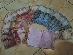 modal usaha uang 100 juta rupiah