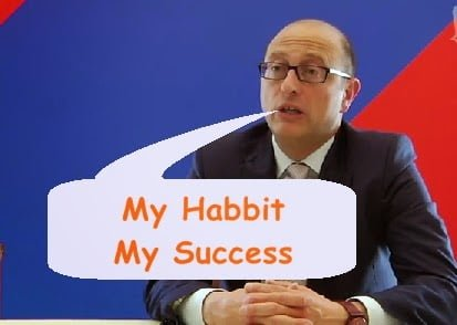 kebiasaan sukses