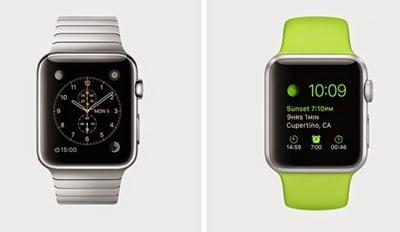 jam tangan pintar apple