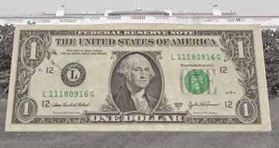 satu dolar amerika