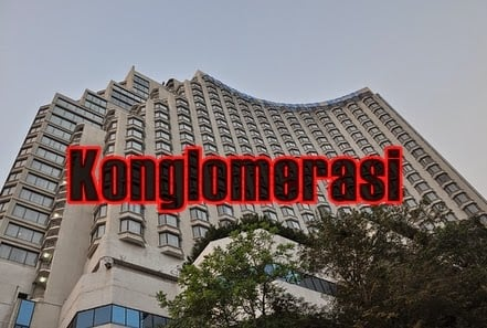 konglomerasi indonesia