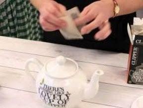 bisnis teh