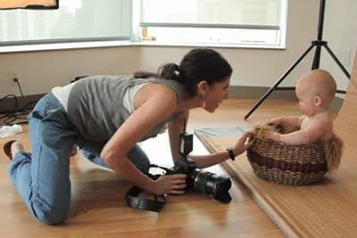 fotografer bayi