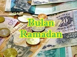 uang ramadan