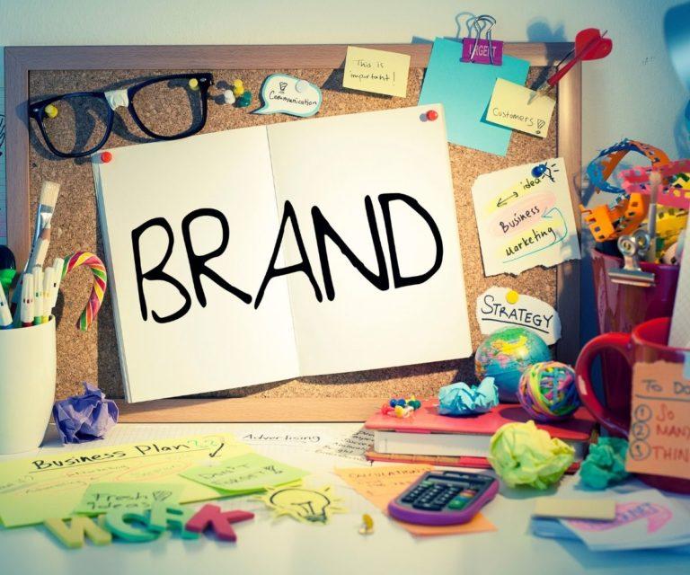 brand usaha