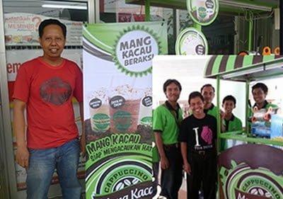 franchise lokal murah