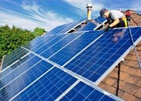 bisnis energi matahari