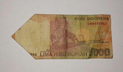 Pecahan uang kecil