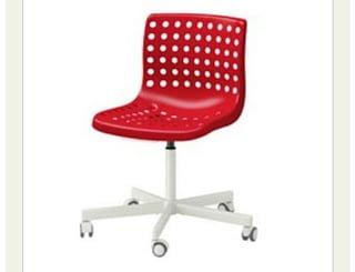 Kursi meja kantor IKEA