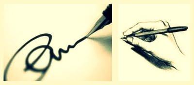 ilmu tulisan tangan