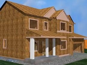 hemat anggaran membangun rumah