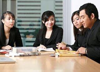 Tim seleksi wawancara kerja
