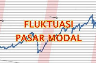 FLUKTUASI PASAR MODAL