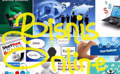 Bisnis Online mitos