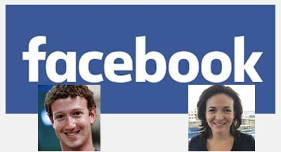 face book mark zuckerberg sheryl