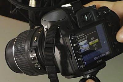 mode kamera dslr