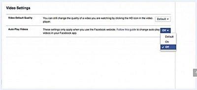 autoplay video facebook