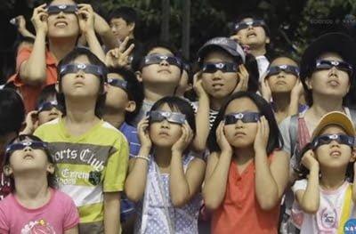 kacamata gerhana matahari