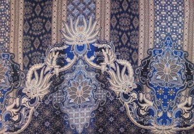 corak motif batik daerah