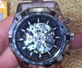 jam tangan mekanik