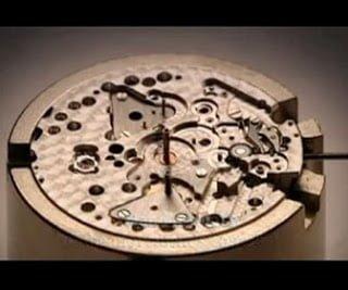 jam tangan pertama dunia