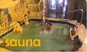 kolam mandi sauna