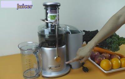 mesin juicer