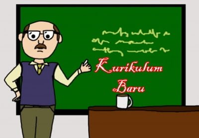 guru kurikulum baru