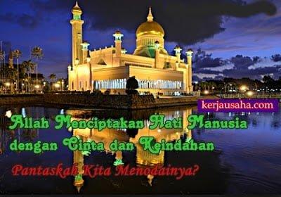 Rangkaian Kata Mutiara Islam Indah Mendamaikan Hati Kerja Usaha