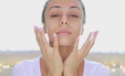 rawat wajah teknik pemijatan