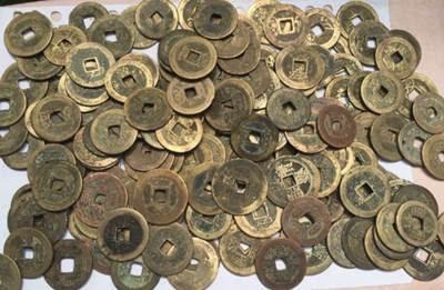 Jenis dan Fungsi Uang Kepeng Kuno Bali   Kerja Usaha