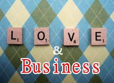 cinta dan bisnis