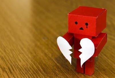 putus cinta