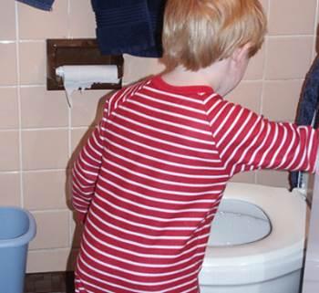 toilet anak