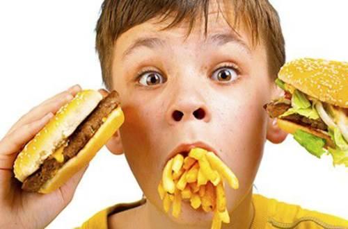 makanan tak sehat