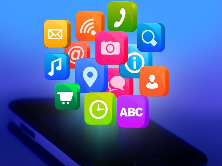 aplikasi ponsel