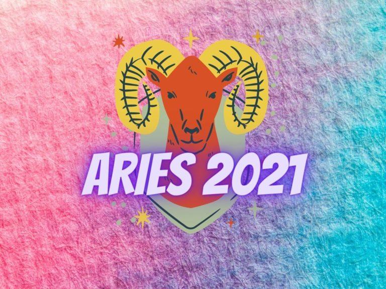 ZODIAK ARIES 2021