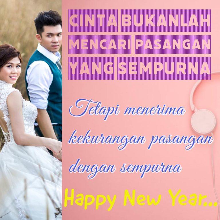 ucapan tahun baru romantis