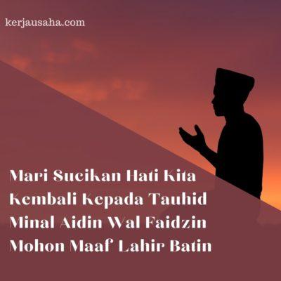 harapan lebaran islami